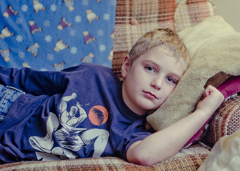 Gyerekkori szorongás tünetei